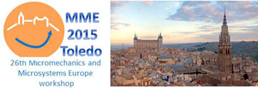 26th Micromechanics and Microsystems Europe workshop